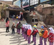 اردوهای علمی همدانی ها در غار آکواریوم گنجنامه  / تصاویر