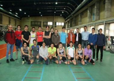 حضور دو سنگنورد همدانی در اردوی تیم ملی بزرگسالان