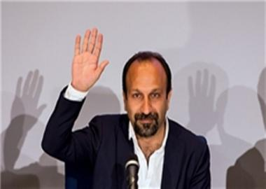 تبریک رئیس هیات سوارکاری استان همدان به اصغر فرهادی!