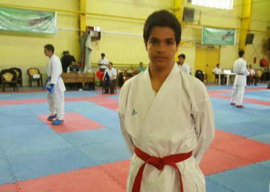 راهیابی کاراته کا همدانی به اردوي تيم ملي