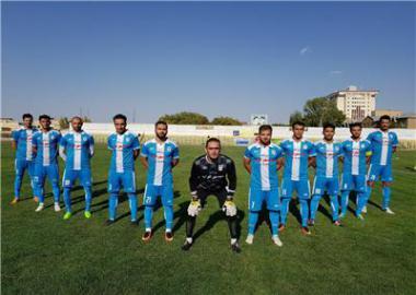 پیروزی پرگل شهرداری همدان در لیگ دسته دوم باشگاههای کشور