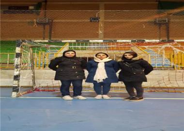 دعوت چهار بانوی هاکی باز همدانی به اردوی تیم ملی